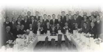 League Championship Dinner 1962