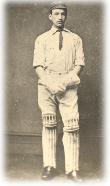 Richard Pilling - wicketkeeper
