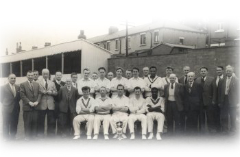 1962 Championship winning team with professional, Chester Watson