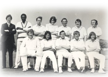 1972 team with professional, Carlton Forbes