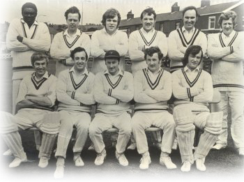 1972 team with profesional, Carlton Forbes