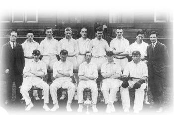 2nd XI Championship winning team in 1926
